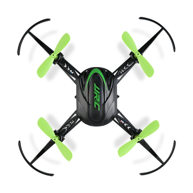 Coupcou.com: JJRC H48 Micro RC Drone RTF 6-axis Gyro / Screw Free Structure / Two Charging Modes