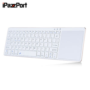 Coupcou.com: iPazzPort 65BT Wireless Keyboard BT3.0