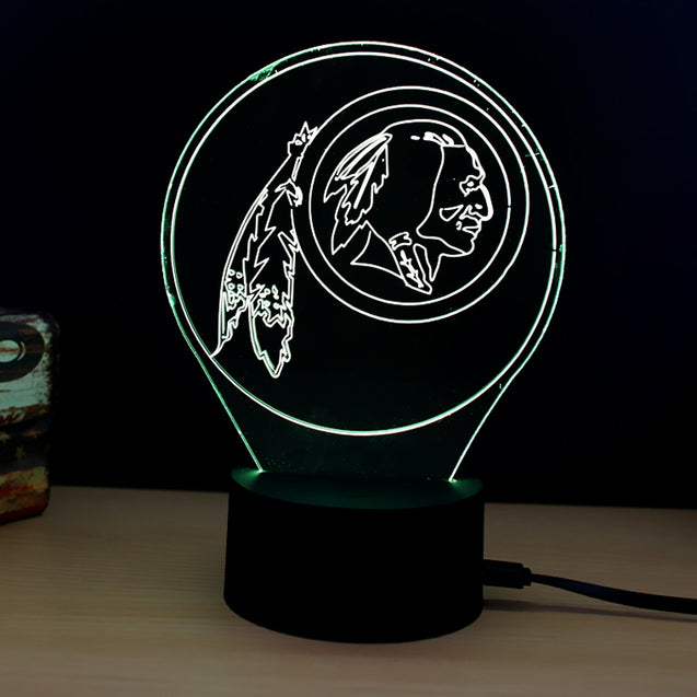 Coupcou.com: M.Sparkling TD159 Creative Mark 3D LED Lamp