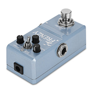 Coupcou.com: Rowin Mini Classic Fuzz Effect Pedal for Guitarists Bassists