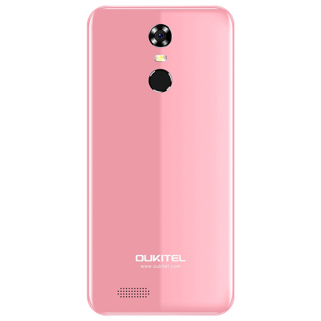 OUKITEL C8 4G Smartphone Android 7 0 5 5 inch MTK6737 Quad Core 1 3GHz 2GB  RAM 16GB ROM Touch Se
