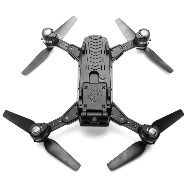 Coupcou.com: YH - 19HW Foldable RC Drone RTF WiFi FPV / G-sensor Mode / Altitude Hold
