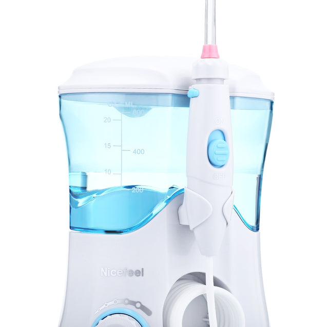 Coupcou.com: Nicefeel FC169 Dental Flosser Oral Irrigator Water Jet Teeth Cleaner