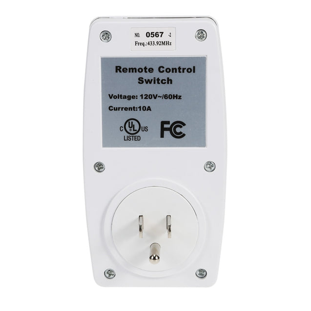Coupcou.com: Smart Wireless Remote Control Switch Socket