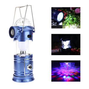Coupcou.com: LED Camping Lantern Stage Light with Bluetooth Speaker