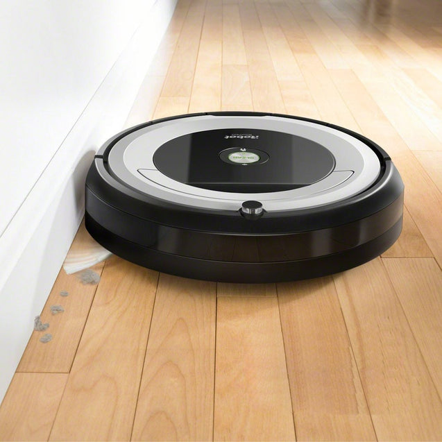 Coupcou.com: iRobot Roomba 694 Robot Vacuum Cleaner with WiFi Connectivity