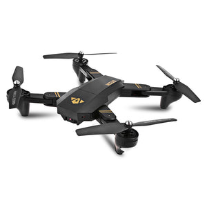 Coupcou.com: TIANQU XS809W Foldable RC Quadcopter RTF WiFi FPV / G-sensor Mode / One Key Return