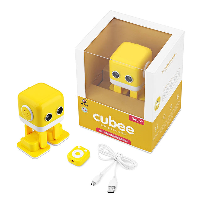 Coupcou.com: WLtoys cubee F9 Intelligent Entertainment Music RC Robot