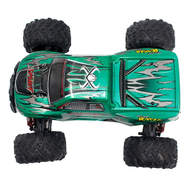 Coupcou.com: XINLEHONG TOYS 9130 1:16 Brushed Off-road RC Car RTR 4WD 32km/h Fast Speed