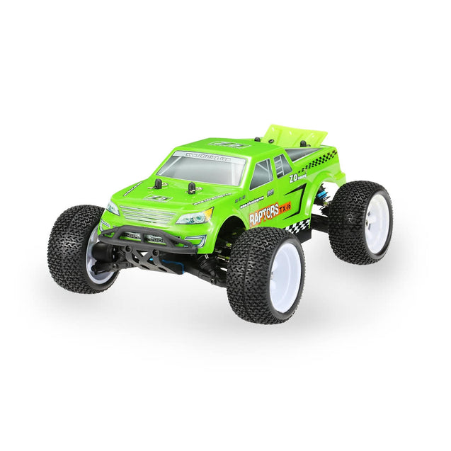 Coupcou.com: ZD Racing TX - 16 1/16 4WD Off-road Truck RTR with 2.4G 3CH Remote Control