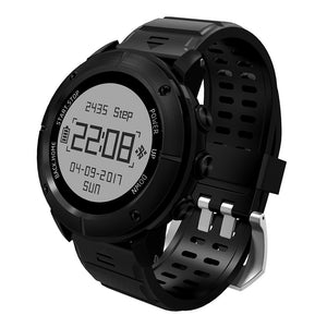 Coupcou.com: Uwear UW80 GPS Smart Watch SOS Thermometer Pressure Gauge Intelligent Wristwatch