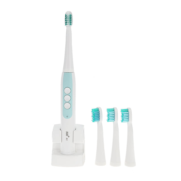 Coupcou.com: Ultrasonic Automatic Electric Toothbrush for Adults