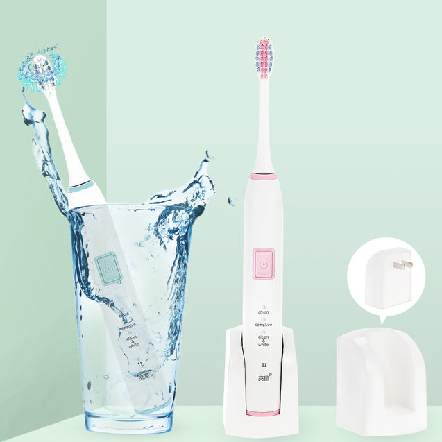 Coupcou.com: I1 Ultrasonic Electric Toothbrush for Adults
