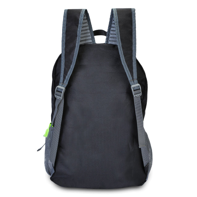 Coupcou.com: SOLDIERBLADE Outdoor Folding Backpack Camping Hiking Foldable Sport Bag
