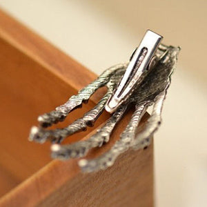 Coupcou.com: Gothic Skeleton Hand Hairpin
