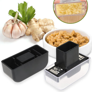 Coupcou.com: Kitchen Manual Ginger Garlic Grinding Device