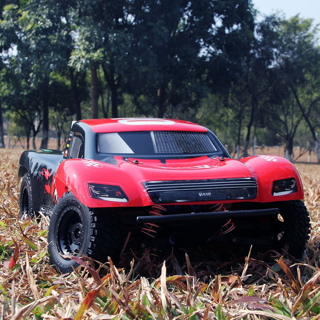Coupcou.com: VKAR RACING 61101 SCTX10 V2 1:10 4WD RC Off-road Short Course Truck 80km/h Super Fast Speed 60A Brushless ESC