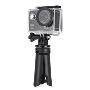 Coupcou.com: Mini Tripod Stand and Grip Stabilize for Smartphones / Digital / Camera DSLR