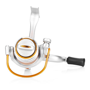Coupcou.com: YUMOSHI 12BB 5.5:1 Lightweight Metal Spinning Fishing Reel
