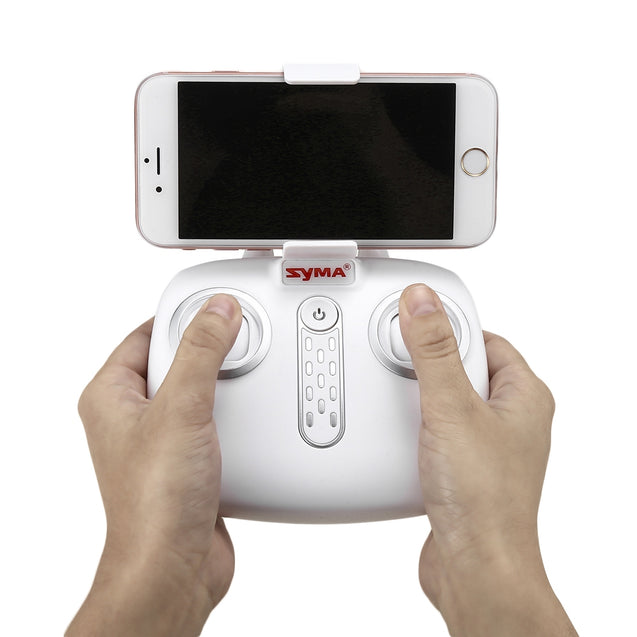 Coupcou.com: SYMA X22W FPV Real-time Transmission 4-channel Remote Control Quadcopter with HD Camera