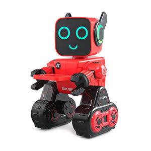 Coupcou.com: JJRC R4 Multifunctional Voice-activated Intelligent RC Robot