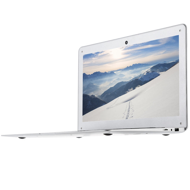 Coupcou.com: Jumper Ezbook 2 14.0 inch Ultrabook Notebook Windows 10 Intel Cherry Trail X5 Z8350 Quad Core 1.44GHz LED Screen 4GB RAM 64GB eMMC HDMI Bluetooth 4.0 Camera
