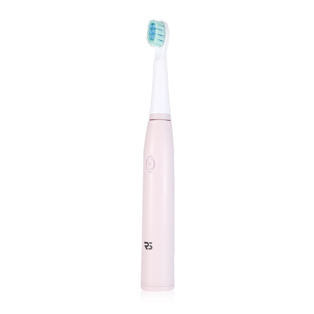 Coupcou.com: Professional Sonic Kids Electric Toothbrush Intelligent Vibration with 2 Brush Heads