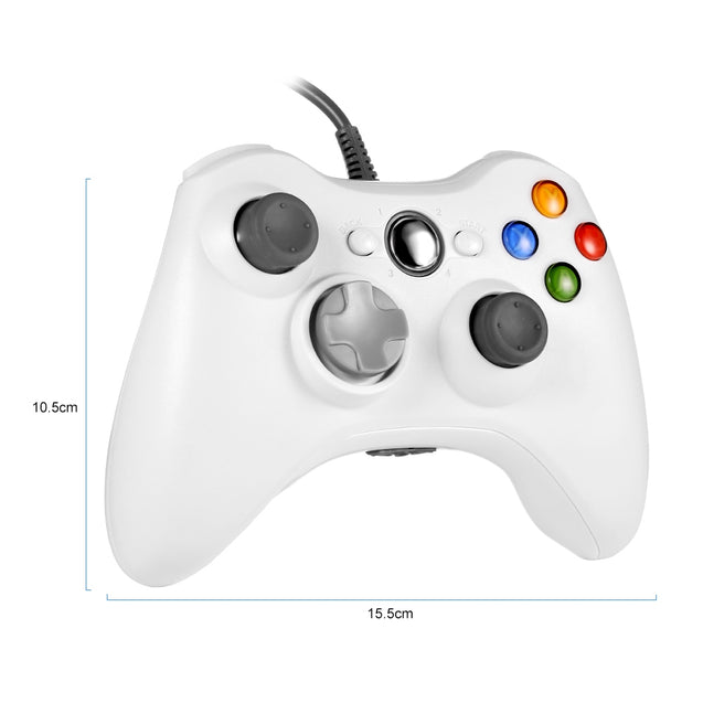 Coupcou.com: X - 360 Multipurpose Wired Controller for Multiple Platforms