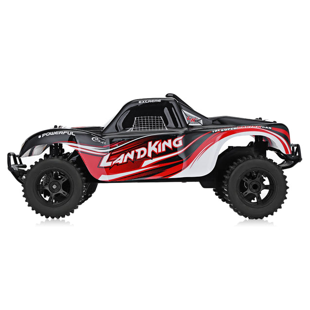 Coupcou.com: FEILUN LK815 2.4GHz 1:10 Electric Truck Short Course Off-Road Remote Control Car Toys