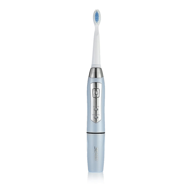 Coupcou.com: SEAGO E1 Smart Sonic Electric Toothbrush with 3 Brush Heads 2 Brushing Modes