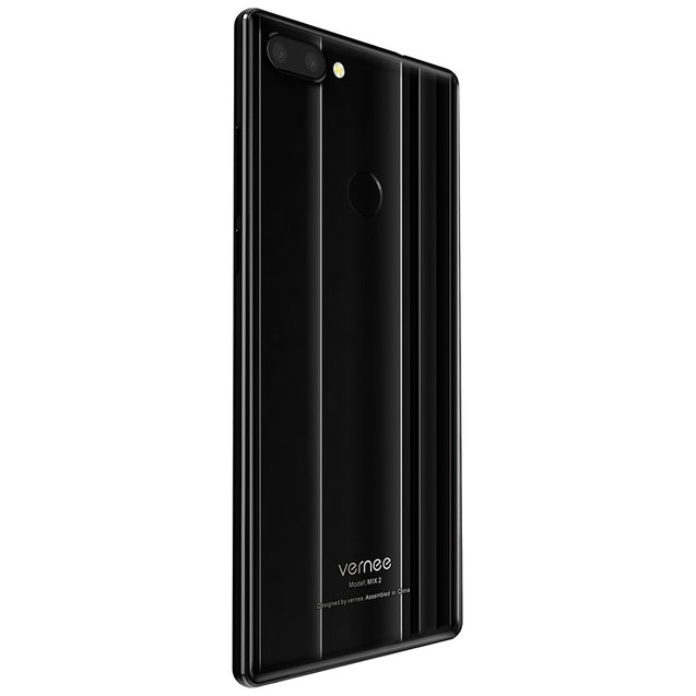 Coupcou.com: Vernee Mix 2 ( M2 ) 4G Phablet 6.0 inch Android 7.0 MTK6757CD Octa Core 2.5GHz 6GB RAM 64GB ROM 13.0MP + 5.0MP Dual Rear Cameras Fingerprint Scanner