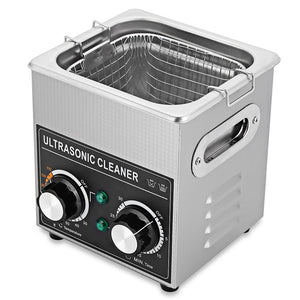 Coupcou.com: CJ - 010 2L Ultrasonic Cleaner Machine with Heater Timer Cleaning Jewelry False Tooth Shaver