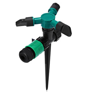 Coupcou.com: Water Sprinkler System with 360 Degree Rotating Spray Head