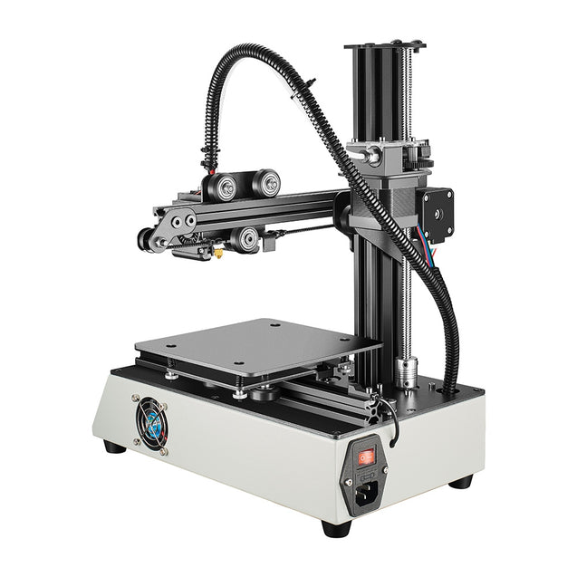 Coupcou.com: TEVO Michelangelo Portable Complete 3D Printer with Aluminum Plate