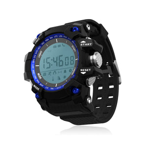Coupcou.com: Microwear XR05 Male Smart Digital Watch Backlight Sports Tracker Temperature Display Sleep Monitor Wristwatch for Men