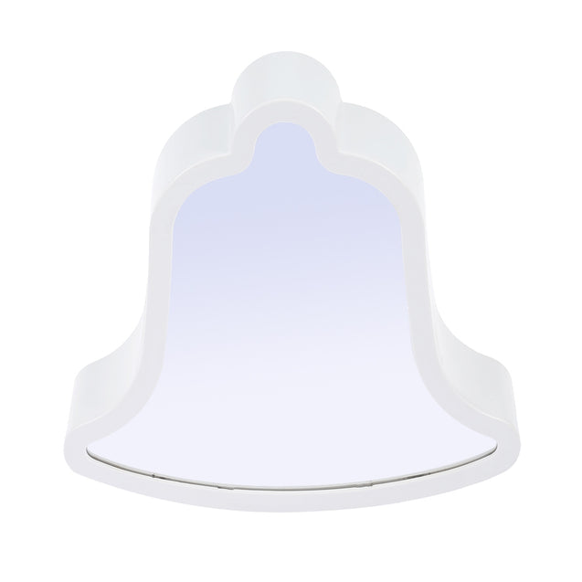 Coupcou.com: Romantic Bell Shaped Infinity Mirror Light LED Tunnel Lamp
