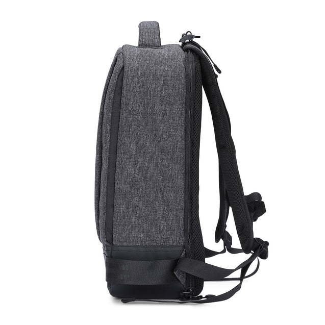 Coupcou.com: PROWELL DC22095 DSLR Camera Canvas Photography Bag Backpack