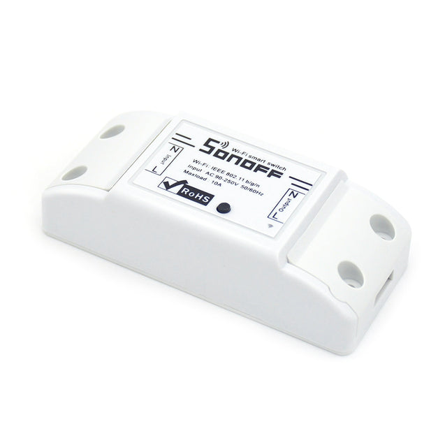 Coupcou.com: SONOFF BASIC WiFi Wireless Smart Switch for DIY Home Safety