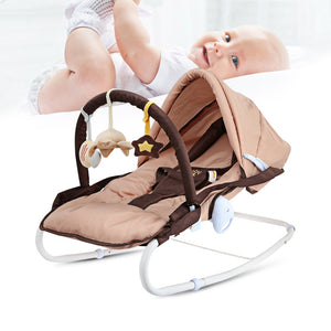 Coupcou.com: I.BELIBABY Baby Rocking Chair Chaise Newborn Cradle Seat
