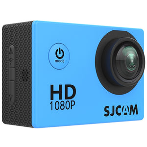 Coupcou.com: Original SJCAM SJ4000 Action Sport Camera 1080P 170 Degrees Wide Angle Lens 12MP Sensor