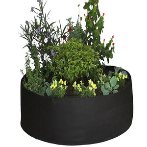 Coupcou.com: ZETOM Grow Bags, 20 Gallon Thickened Nonwoven Fabric Pots Nursery Garden Pots with Handles Plant Container
