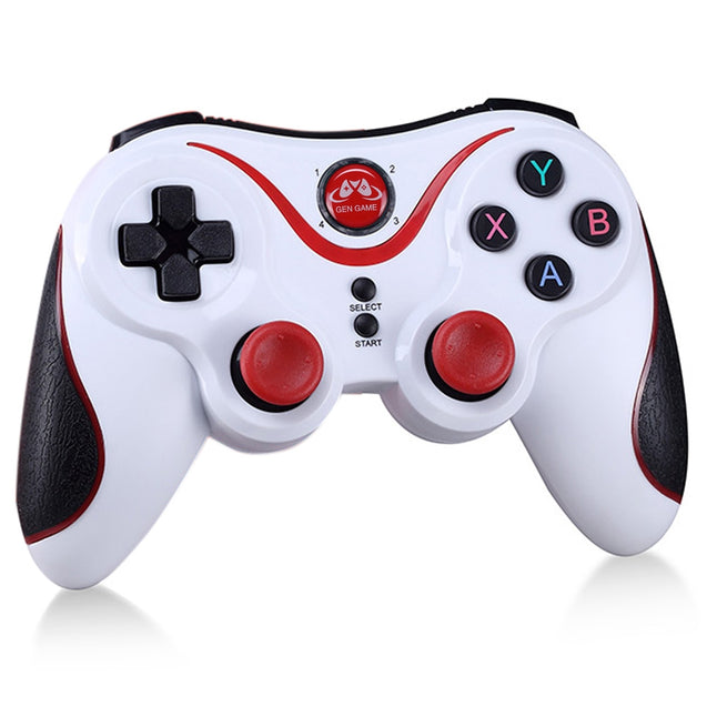 Coupcou.com: GEN GAME S5 Wireless Bluetooth Gamepad Game Controller Support for Windows