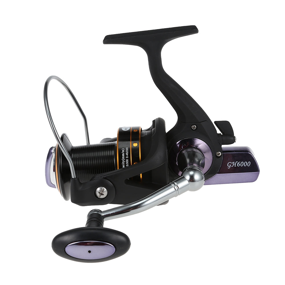 BOYANG GH6000 12 + 1 Ball Bearings Spinning Fishing Reel