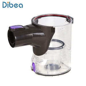 Coupcou.com: Professional Dust Cup for Dibea F6 Wireless Vacuum Cleaner