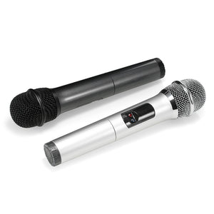 Coupcou.com: K18 - U 2PCS UHF Wireless Bluetooth Microphone