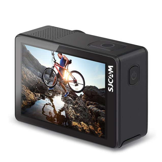 Coupcou.com: Original SJCAM SJ8 Pro 4K 60fps Dual Touch Screen WiFi Action Camera