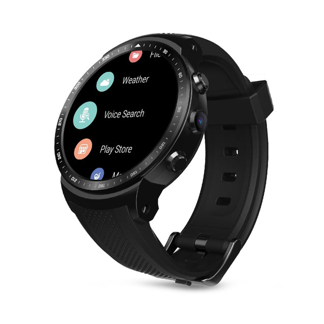 Coupcou.com: Zeblaze THOR PRO 3G Smartwatch Phone 1.53 inch Android 5.1 MTK6580 Quad Core 1.0GHz 1GB RAM 16GB ROM GPS Touch Screen Bluetooth