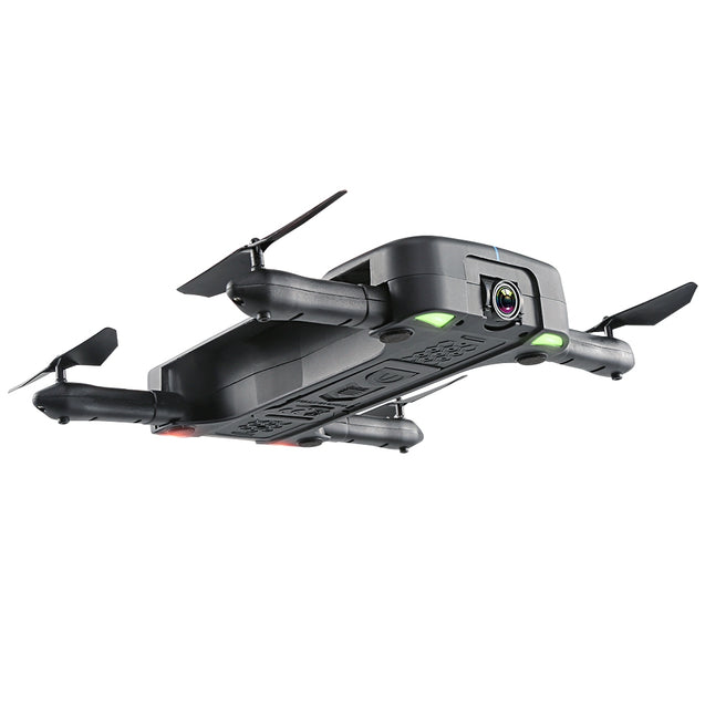Coupcou.com: JJRC H62 Splendor Foldable RC Drone Optical Flow Position / Auto-follow Function / 720P HD Camera