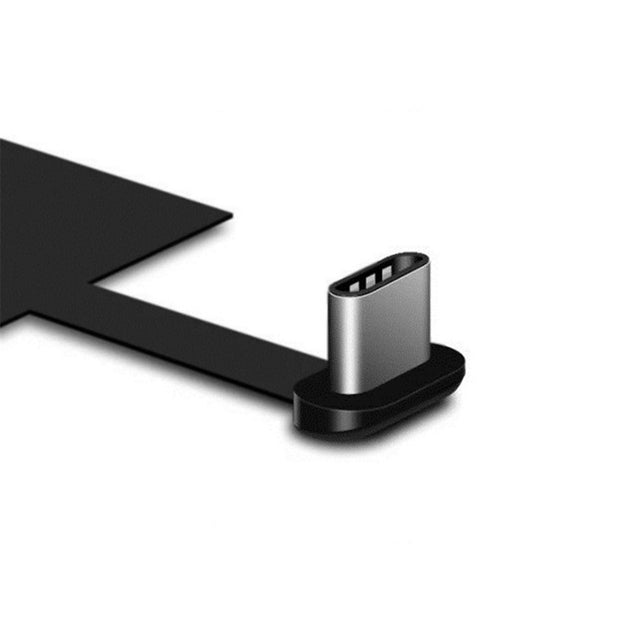 Coupcou.com: Mobile Phone Wireless Charging Receiver for Type-C Devicess