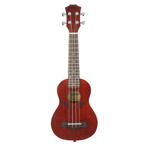 Coupcou.com: Soprano Ukulele 21 inch Mahogany Aquila Strings Beginner Kit ( Angel )